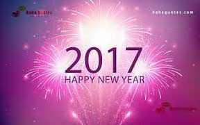 Welcome back and Happy New Year!