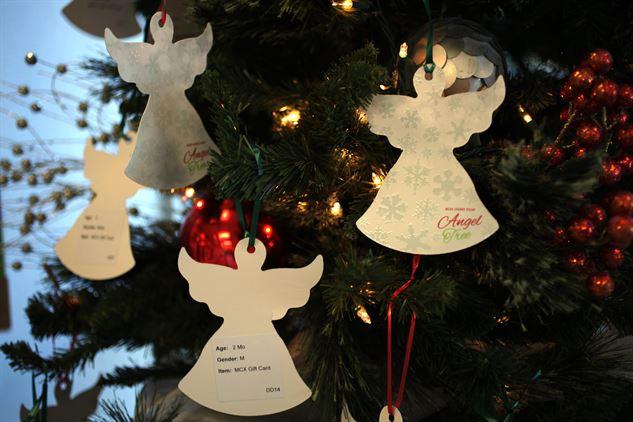 Christmas Giving Angel Tree