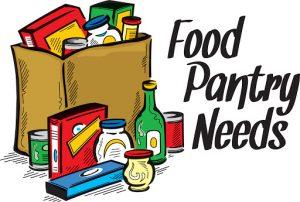 Georgina Food Pantry Drive May 19-21 at STA, POP & SBE