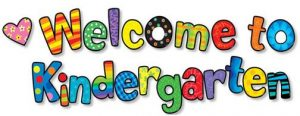 STA Welcome to Kindergarten Website