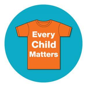 Orange Shirt Day – Wednesday, September 30, 2020