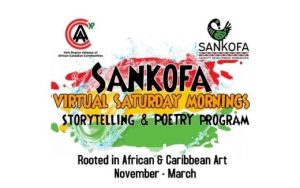 Free Storytelling & Poetry Program for Black Students in Grade 5-7